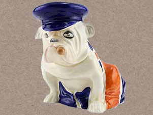 Doulton Figures UK - Winding Toby Jug